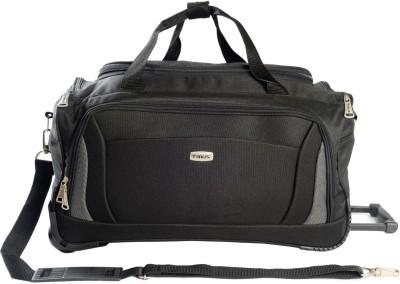 Timus Morocco Small Travel Duffle Bag   55  Black  Small Travel Bag   55 Black Timus Small Travel Bags