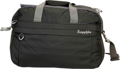 21d26734335 29% OFF on Sapphire Fila Small Travel Bag - Small(Black) on Flipkart    PaisaWapas.com