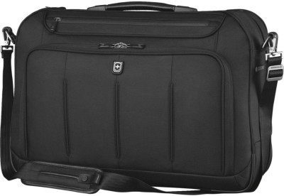 Victorinox VX One Business Garment Tri-Fold Garment Storage Carry-On Small Travel Bag(Black) at flipkart
