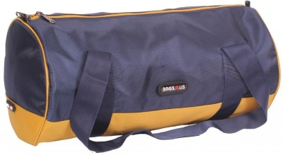 Bags R Us Sporty Small Travel Bag(Blue, Grey)  available at flipkart for Rs.383