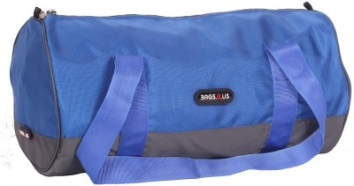 Bags R Us Sporty Small Travel Bag(Blue, Yellow)  available at flipkart for Rs.383