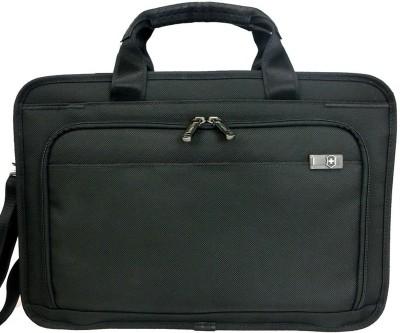 Victorinox Architecture 3.0 Louvre 17 Horizontol Laptop Brief Small Travel Bag Black