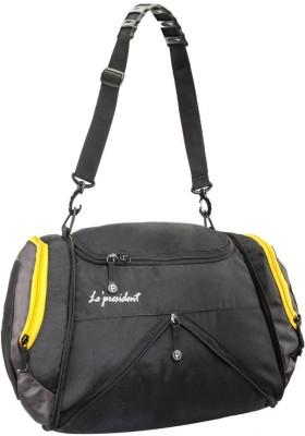 President Foldin  L  Expandable Small Travel Bag Yellow, Red President Small Travel Bags