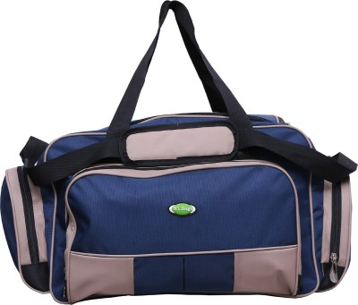Nl Bags Trvlboxer Small Travel Bag Multicolor