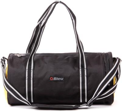ebec97b47 36% OFF on Bleu Duffle Small Travel Bag - Standard(Black, Yellow)