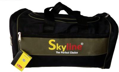 Skyline 705 Small Travel Bag Green Skyline Small Travel Bags