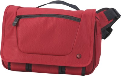 Victorinox Adventure Traveler Deluxe Small Travel Bag(Red) at flipkart