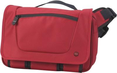 Victorinox Adventure Traveler Deluxe Small Travel Bag Red