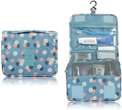 Inventure Retail Toiletry Storage Small Travel Bag Blue