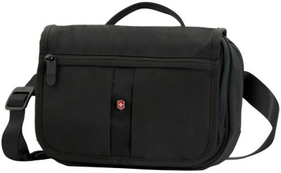 Victorinox COMMUTER PACK Small Travel Bag  - Small(Black) at flipkart