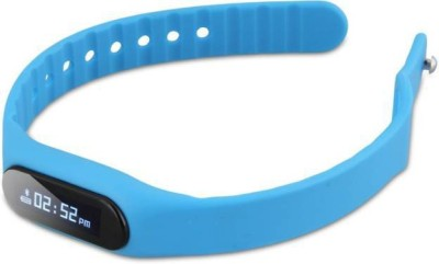 Bluebells India ® E06 Healthy Living Waterproof Sports & Fitness Bracelet Bluetooth 4.0(Multicolor Strap, Size : Regular) 1