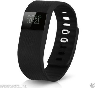 Epsilon Fitness Watch Band(Black Strap, Size : Regular) 1