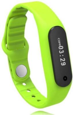 Bluebells India ™ E-06 Fitness Tracker Bracelet 4.0 Heart Rate Monitor(Multicolor Strap, Size : Regular) 1