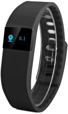 Callmate Bluetooth Smart Bracelet(Black) at flipkart