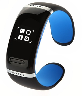 Maya L12s Smart Bracelet(Blue Strap, Size : Regular) 1