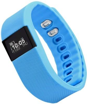 Zebronics ZEB-FIT100 Smart Fitness Band(Blue Strap, Size : Regular) 1