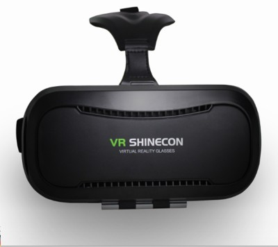 BlackBox Unlimited VR Shinecon 2.0 G-02(Smart Glasses, Black)