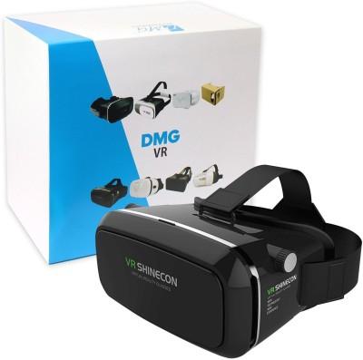DMG VR Shinecon 3D Virtual Reality Google Cardboard Headset(Smart Glasses) 1