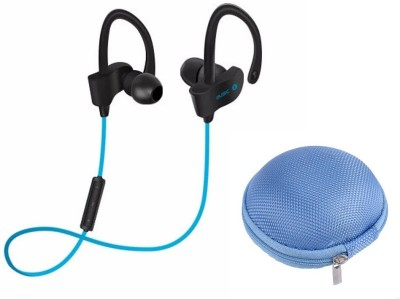Flipfit Universal Bluetooth Music Headphone with Case 23 Smart Headphones(Wireless) 1