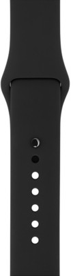 Apple MJ4F2ZM/A Smart Watch Strap(Black) 1
