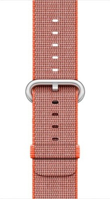 Apple MNKF2ZM/A Smart Watch Strap(Orange) 1