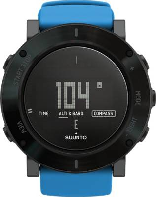 Suunto SS018731000 Core Digital Blue Crush Smartwatch
