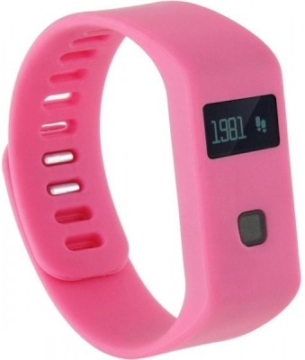Flipfit Fitastic Peppy Pink Smartwatch(Pink Strap Large) 1