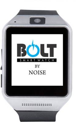 Noise Bolt Black Smartwatch