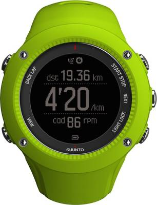 SUUNTO SS021260000 Ambit3 Run Digital Smartwatch Image