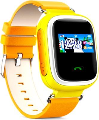 Hewitt HWGPS-0001 Smartwatch(Yellow Strap Regular) 1