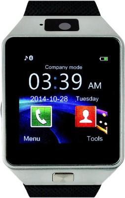 405123ca76e 80% OFF on Raux RX-074 Black Smartwatch(Black Strap Large) on Flipkart
