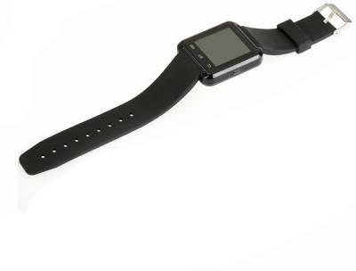 elite mkt Smartwatch Smartwatch (Black Strap)