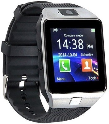 X-Cross RSWBSW Smartwatch(Black Strap Regular) at flipkart