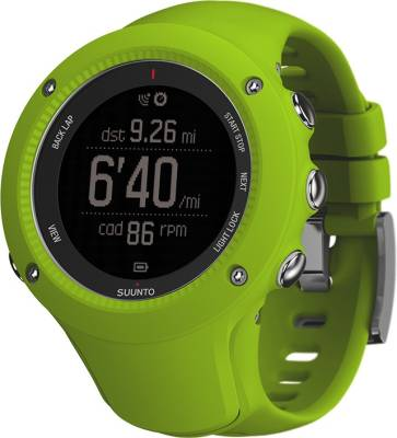 SUUNTO-SS021260000-Ambit3-Run-Digital-Smartwatch