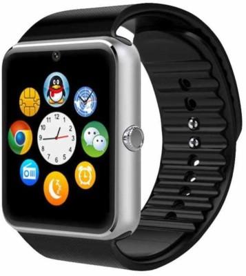 Fletum smart watch Smartwatch(Black Strap Regular) at flipkart