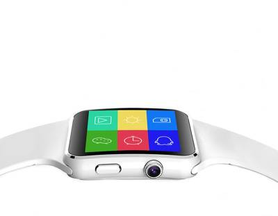Noise EDGE White Smartwatch