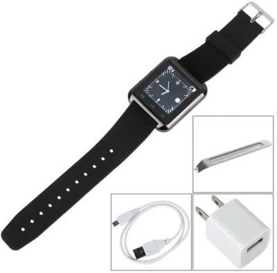 IWON U8 Smartwatch (Black Strap)