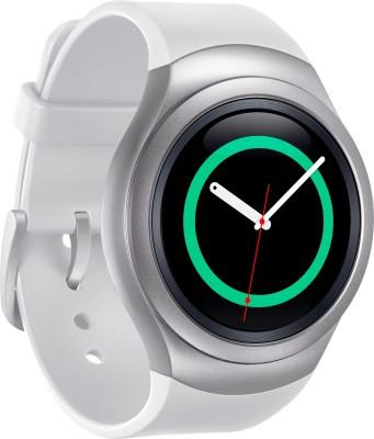 Samsung Gear S2 Smartwatch(Silver Strap, Regular)