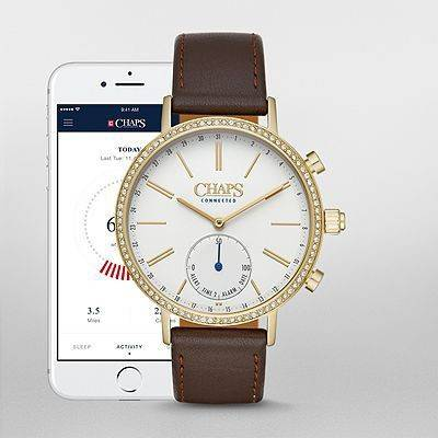 Chaps Connected Hybrid For Men Smartwatch