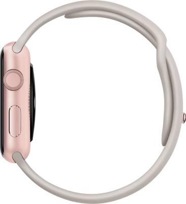Apple-Watch-Sport-Rose-gold-Aluminium-case-stone-sport-Band-42mm