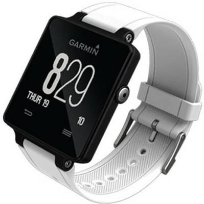 Garmin Vivoactive White With Hrm Smartwatch