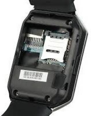 ShopAIS T80 Silver Smartwatch