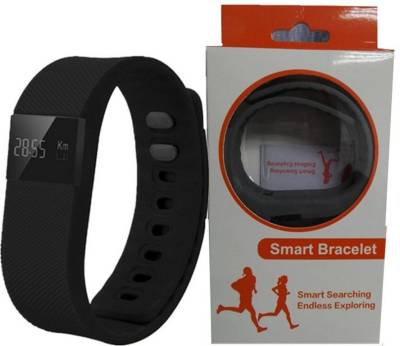 OPTA Bluetooth fitness tracker for Android/IOS Mobile Smartwatch (Grey Strap)