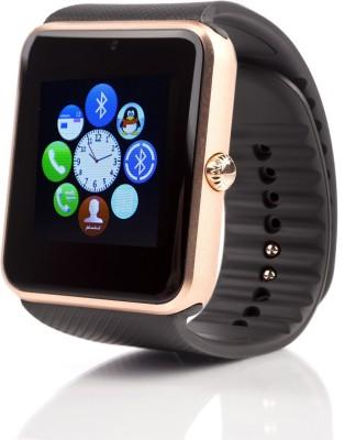Zakk GT-08 Brown Smartwatch(Brown Strap Regular) 1