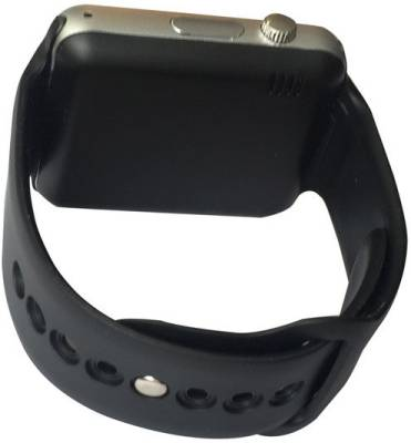 Noise URGE Black Smartwatch
