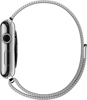 Apple-Watch-Stainless-Steel-Case-with-Milanese-Loop-42mm