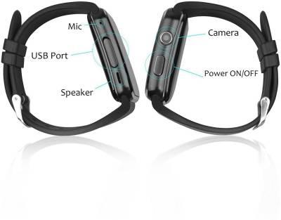 Noise EDGE Black Smartwatch