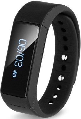 IWOWN I5 plus Smartwatch(Black Strap Regular) 1