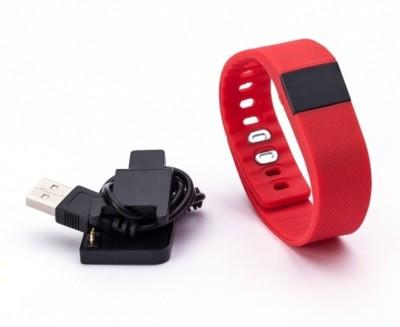 Orbit Smart Bracelet Red Smartwatch(Red Strap Regular) 1