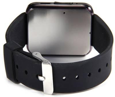 costech u8 Smartwatch (Black Strap)